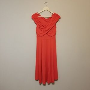 NWT ASOS Red Maternity Dress Size 6